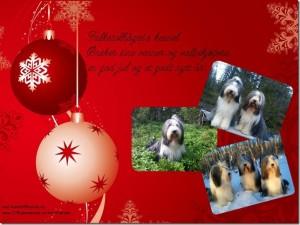 julerkort fra Kirsti