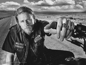 Sons of Anarchy, Season 3 - Charie Hunnam