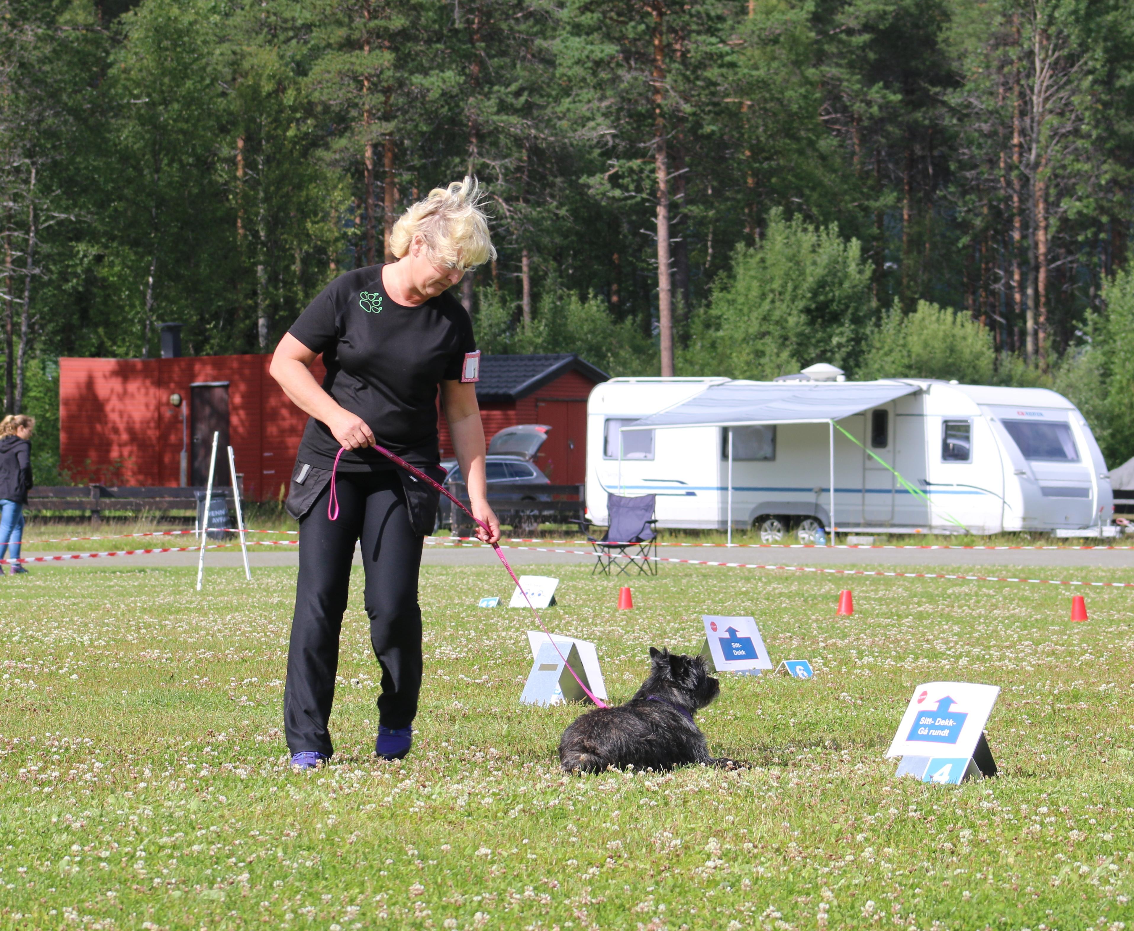 søndag rally 1 Pernille