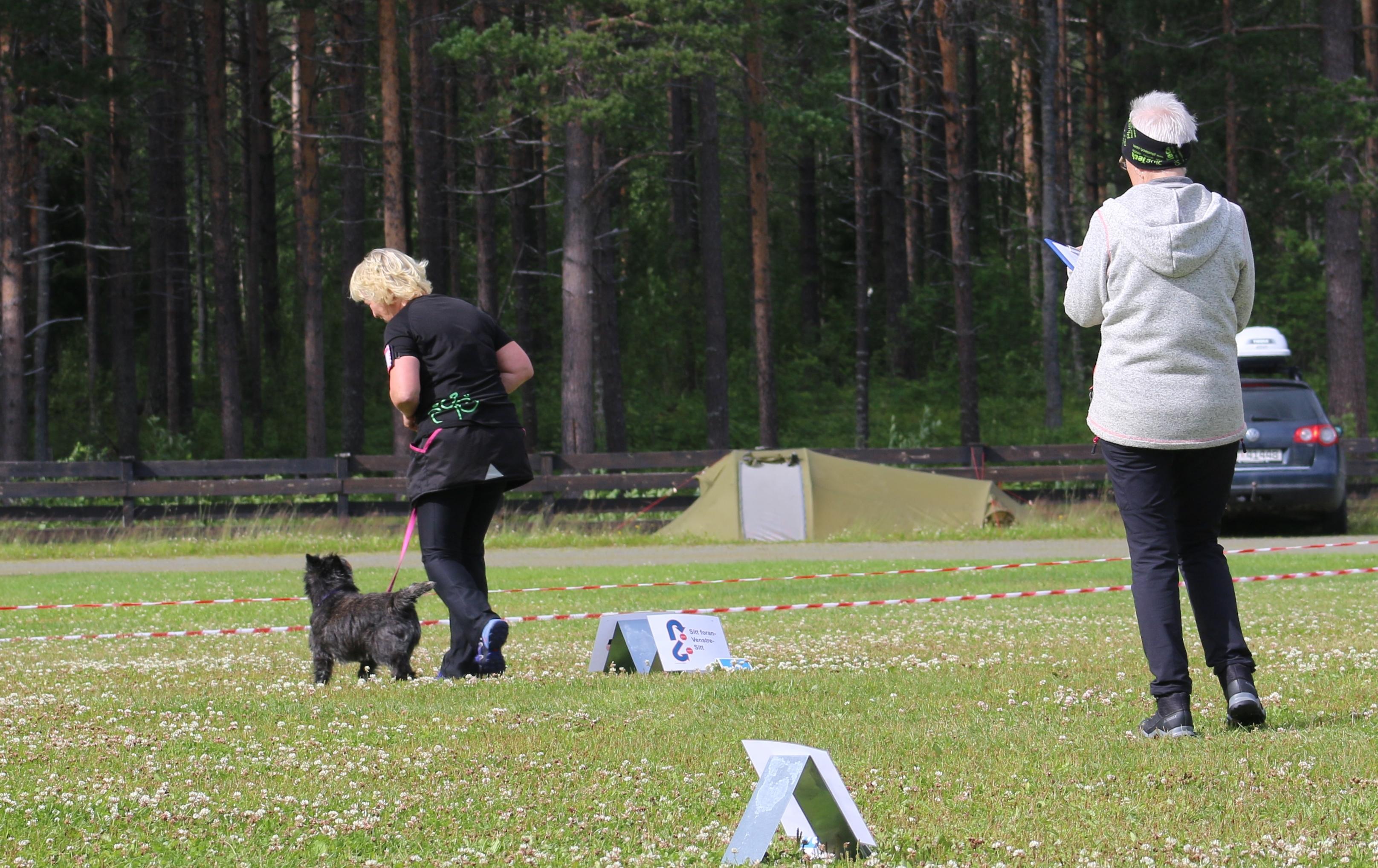 søndag rally Pernille