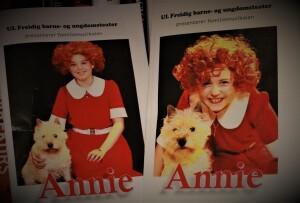 Annie og Sandy